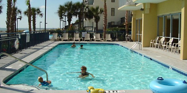 The New Grand Atlantic Is Located In South End Of Myrtle Beach This Resort Features Spectacular One Two Three Four Bedroom Direct Ocean Front