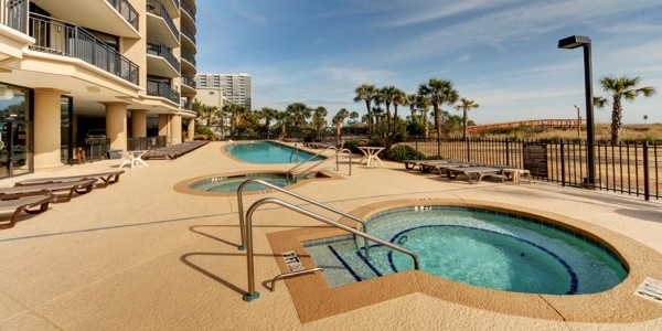 Southwind Is A Lavish Oceanfront Resort On The Pristine Beachfront Of Myrtle Beach South Carolina Complete With Lush Landscaping Which Surrounds