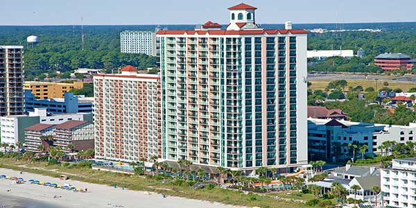The Caribbean Hotel Myrtle Beach Best Beaches In World